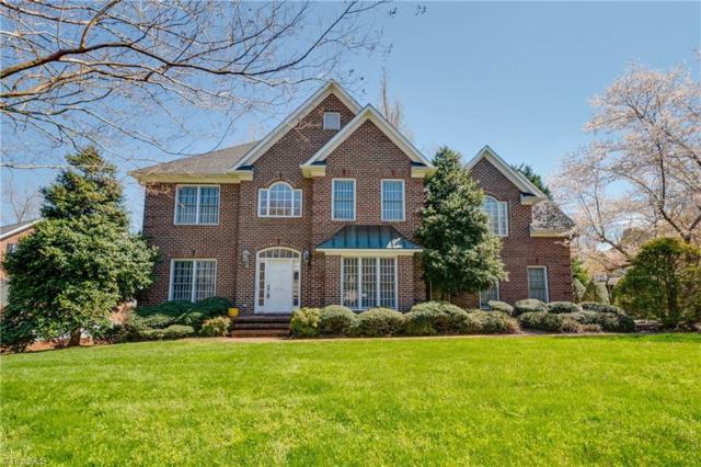 606 Greyrock Road, Whitsett, NC 27377 (MLS #923426) :: Kristi Idol with RE/MAX Preferred Properties
