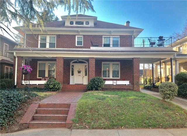 1526 Cloverdale Avenue, Winston Salem, NC 27104 (MLS #923539) :: HergGroup Carolinas