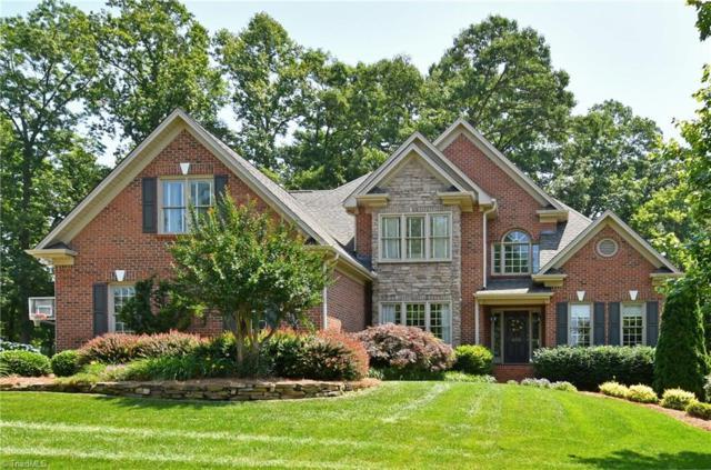 686 Oak Valley Boulevard, Advance, NC 27006 (MLS #924931) :: Berkshire Hathaway HomeServices Carolinas Realty
