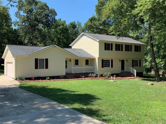 4809 Ramblewood Drive, Greensboro, NC 27406 (MLS #925811) :: Berkshire Hathaway HomeServices Carolinas Realty