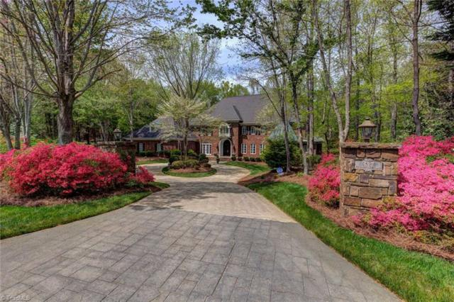 4521 Chinaberry Lane, Winston Salem, NC 27106 (MLS #925971) :: Ward & Ward Properties, LLC