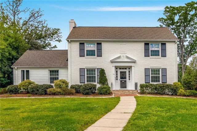 106 S Chapman Street, Greensboro, NC 27403 (MLS #926104) :: Berkshire Hathaway HomeServices Carolinas Realty