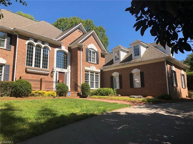 4600 Cherryhill Lane, Winston Salem, NC 27106 (MLS #926269) :: Ward & Ward Properties, LLC