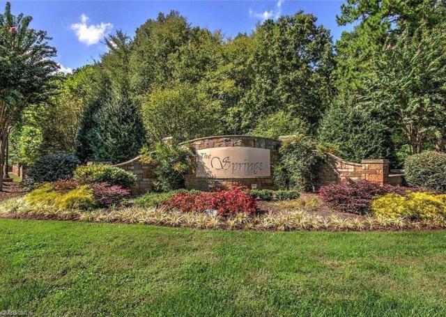 720 Palisade Trail, Denton, NC 27239 (MLS #927176) :: Kristi Idol with RE/MAX Preferred Properties