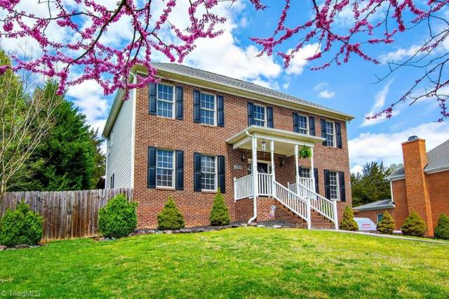 245 Lake Dale Court, Clemmons, NC 27012 (MLS #927188) :: HergGroup Carolinas