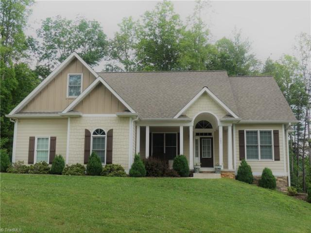 161 Burberry Drive, Purlear, NC 28665 (MLS #927373) :: RE/MAX Impact Realty