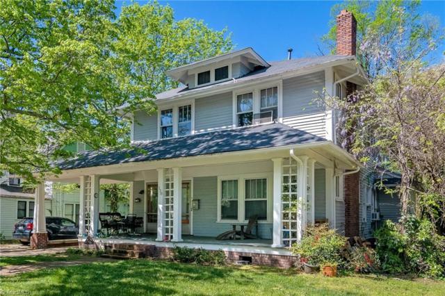 128 S Tate Street, Greensboro, NC 27403 (MLS #927536) :: Berkshire Hathaway HomeServices Carolinas Realty