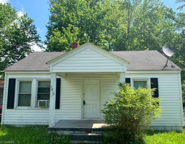 1813 Willora Street, Greensboro, NC 27406 (MLS #929155) :: HergGroup Carolinas