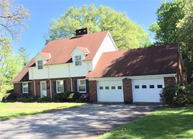329 Hillcrest Drive, Wilkesboro, NC 28697 (MLS #929241) :: HergGroup Carolinas