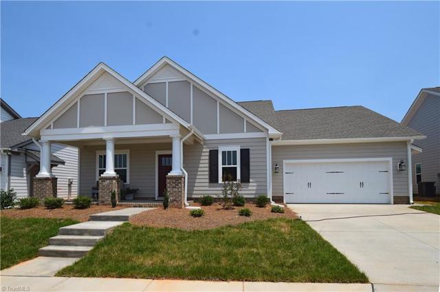 1829 Springcrest Drive, Kernersville, NC 27284 (MLS #929594) :: Berkshire Hathaway HomeServices Carolinas Realty