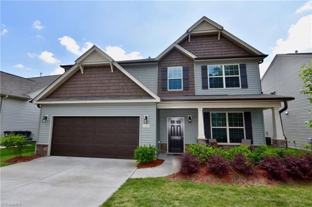 3860 Crestwell Cove Court, Winston Salem, NC 27103 (MLS #930325) :: Kristi Idol with RE/MAX Preferred Properties