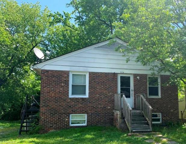 1815 Willora Street, Greensboro, NC 27406 (MLS #930328) :: HergGroup Carolinas