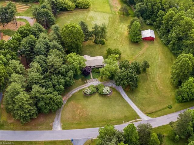 5200 Saddle Brook Road, Oak Ridge, NC 27310 (MLS #931764) :: Lewis & Clark, Realtors®