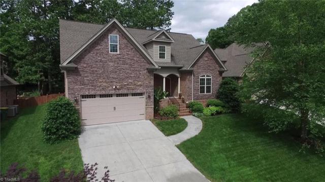 4381 Barrington Lane, Clemmons, NC 27012 (MLS #931967) :: HergGroup Carolinas