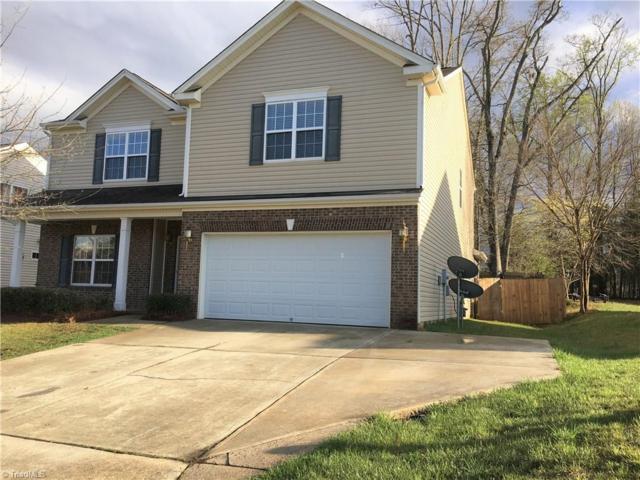 3702 Village Springs Drive, High Point, NC 27265 (MLS #932038) :: HergGroup Carolinas