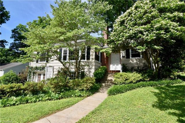 820 Westover Avenue, Winston Salem, NC 27104 (MLS #932142) :: HergGroup Carolinas
