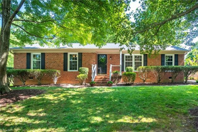 804 Pleasant Drive, Greensboro, NC 27410 (MLS #932586) :: HergGroup Carolinas