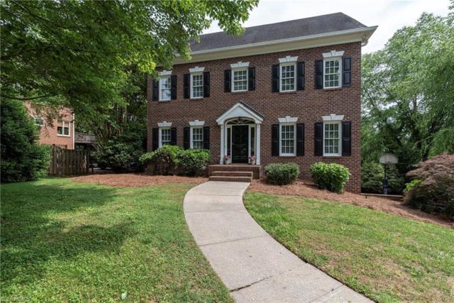 440 Saddlebrook Circle, Lewisville, NC 27023 (MLS #932760) :: Kristi Idol with RE/MAX Preferred Properties