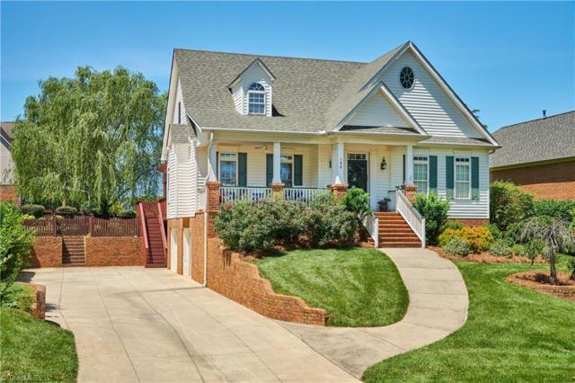 196 Kingsmill Drive, Advance, NC 27006 (MLS #932937) :: Berkshire Hathaway HomeServices Carolinas Realty