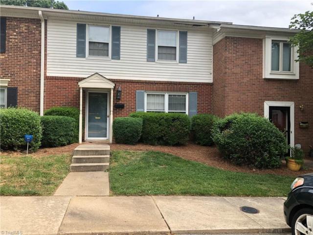 5117 Lawndale Drive #C, Greensboro, NC 27455 (MLS #933075) :: Kristi Idol with RE/MAX Preferred Properties
