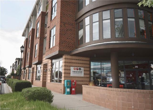 810 W 4Th Street #314, Winston Salem, NC 27101 (MLS #935328) :: Kristi Idol with RE/MAX Preferred Properties