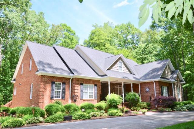 1020 Red Coat Road, Yadkinville, NC 27055 (MLS #935483) :: Berkshire Hathaway HomeServices Carolinas Realty