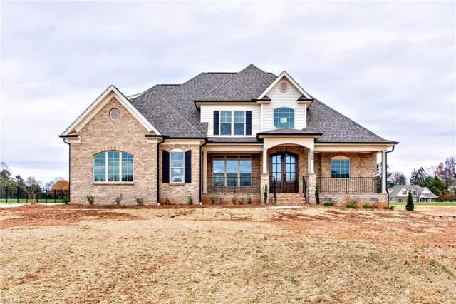289 Oakleaf Drive, Lexington, NC 27295 (MLS #935657) :: Ward & Ward Properties, LLC