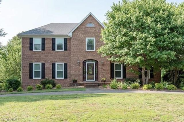 6901 August Drive, Clemmons, NC 27012 (MLS #935755) :: Kristi Idol with RE/MAX Preferred Properties