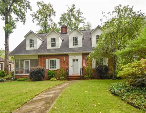 205 S Chapman Street, Greensboro, NC 27403 (MLS #936418) :: Berkshire Hathaway HomeServices Carolinas Realty
