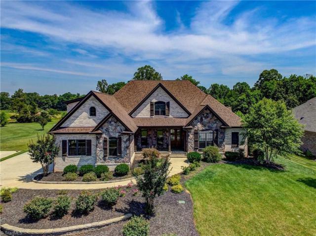 131 Cobblestone Walk Drive, Greensboro, NC 27455 (MLS #936672) :: HergGroup Carolinas | Keller Williams