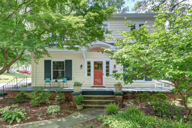301 N Tremont Drive, Greensboro, NC 27403 (MLS #939907) :: Berkshire Hathaway HomeServices Carolinas Realty