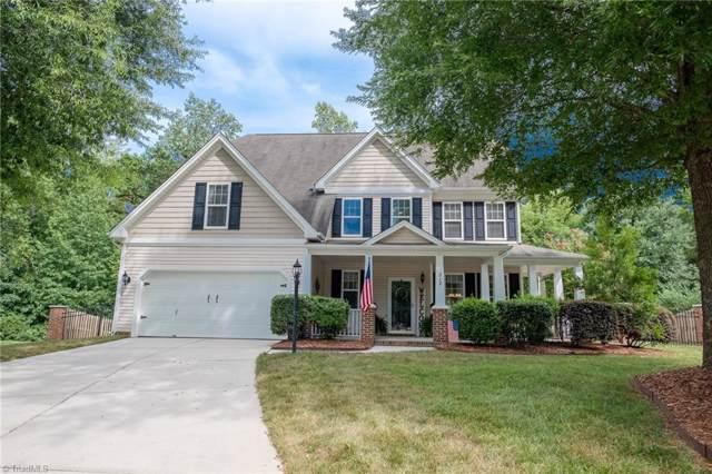 212 Farriers Lane, Jamestown, NC 27282 (MLS #940446) :: Ward & Ward Properties, LLC