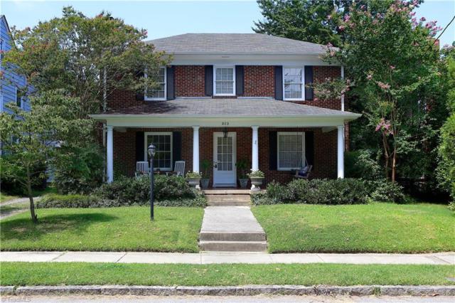 803 Simpson Street, Greensboro, NC 27401 (MLS #940780) :: Berkshire Hathaway HomeServices Carolinas Realty