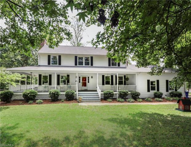 5208 Saddle Brook Road, Oak Ridge, NC 27310 (MLS #941047) :: Ward & Ward Properties, LLC