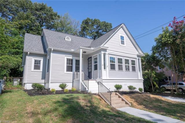 311 N Tremont Drive, Greensboro, NC 27403 (MLS #941383) :: Berkshire Hathaway HomeServices Carolinas Realty