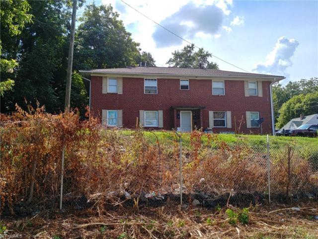 1514 Gholson Avenue, Winston Salem, NC 27107 (MLS #941596) :: Kim Diop Realty Group