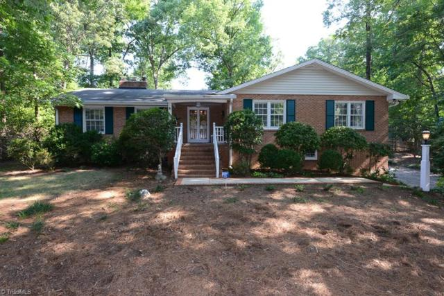 112 Woodland Drive, Jamestown, NC 27282 (MLS #941638) :: Berkshire Hathaway HomeServices Carolinas Realty