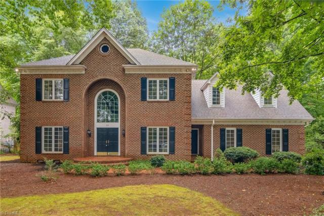 23 Elm Ridge Lane, Greensboro, NC 27408 (MLS #941662) :: Berkshire Hathaway HomeServices Carolinas Realty