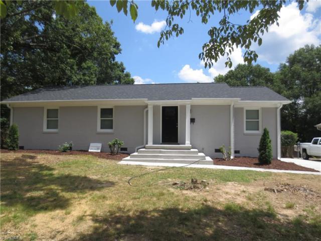 3508 Cloverdale Drive, Greensboro, NC 27408 (MLS #941779) :: Berkshire Hathaway HomeServices Carolinas Realty