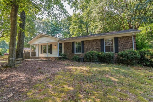 2708 Regents Park Lane, Greensboro, NC 27455 (MLS #943626) :: Berkshire Hathaway HomeServices Carolinas Realty