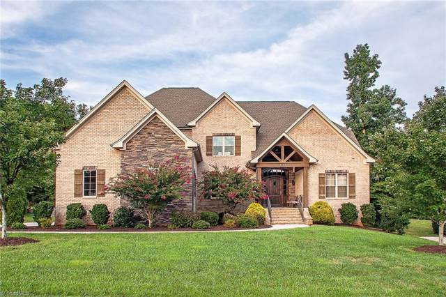 8166 Rob Roy Drive, Summerfield, NC 27358 (MLS #945937) :: Lewis & Clark, Realtors®
