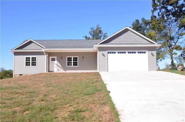 199 Holly Berry Lane, Wilkesboro, NC 28697 (MLS #948547) :: Ward & Ward Properties, LLC