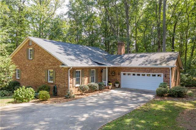 610 Indian Wells Circle, Lexington, NC 27295 (MLS #948683) :: Ward & Ward Properties, LLC