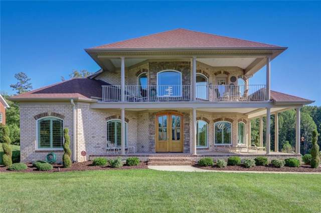 233 Leeward Drive, Stokesdale, NC  (MLS #948733) :: Ward & Ward Properties, LLC