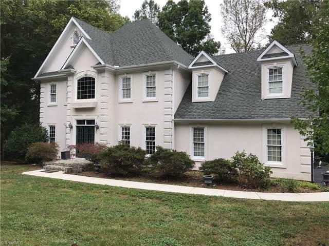 186 Cedar Ridge Road, Mocksville, NC 27028 (MLS #948930) :: Ward & Ward Properties, LLC