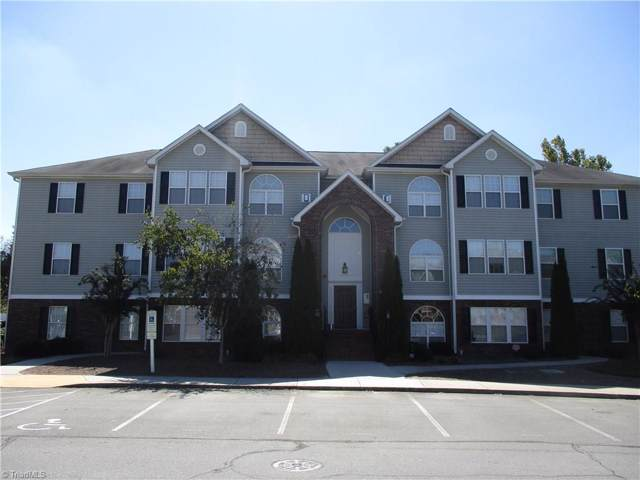 1620 Cherry Blossom Lane #204, Winston Salem, NC 27127 (MLS #948932) :: RE/MAX Impact Realty