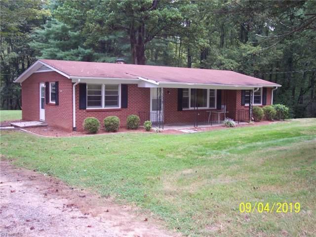 461 Vannoy Ridge Road, Moravian Falls, NC 28654 (MLS #949153) :: Ward & Ward Properties, LLC