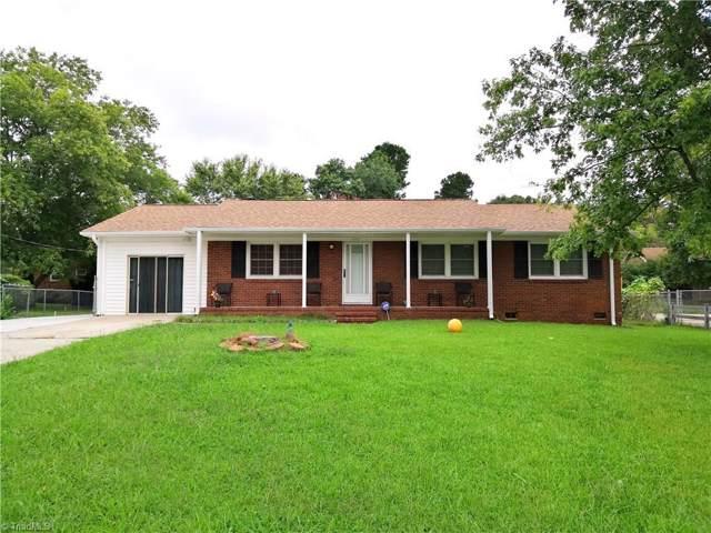 3802 Lynhaven Drive, Greensboro, NC 27406 (MLS #949170) :: Ward & Ward Properties, LLC