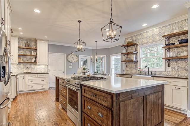 3115 Peninsula Drive, Jamestown, NC 27282 (MLS #949186) :: Berkshire Hathaway HomeServices Carolinas Realty