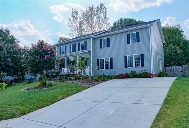 3231 Derby Circle, High Point, NC 27265 (MLS #949260) :: Berkshire Hathaway HomeServices Carolinas Realty